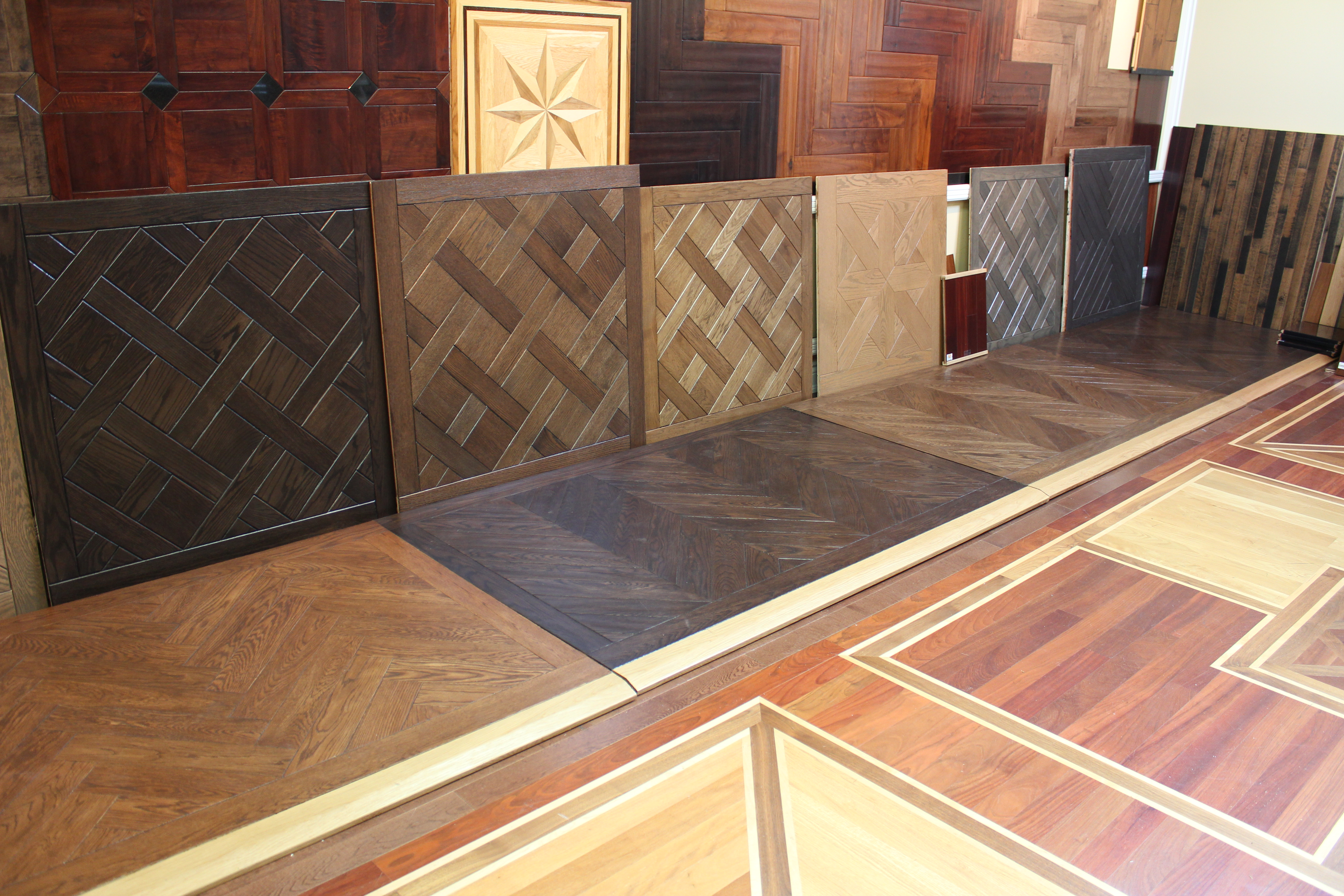 Custom hardwood flooring california hardwood flooring in for Custom hardwood flooring